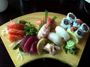 Sashimi, sushi : le poisson cru