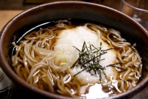 Soba : les nouilles japonaises